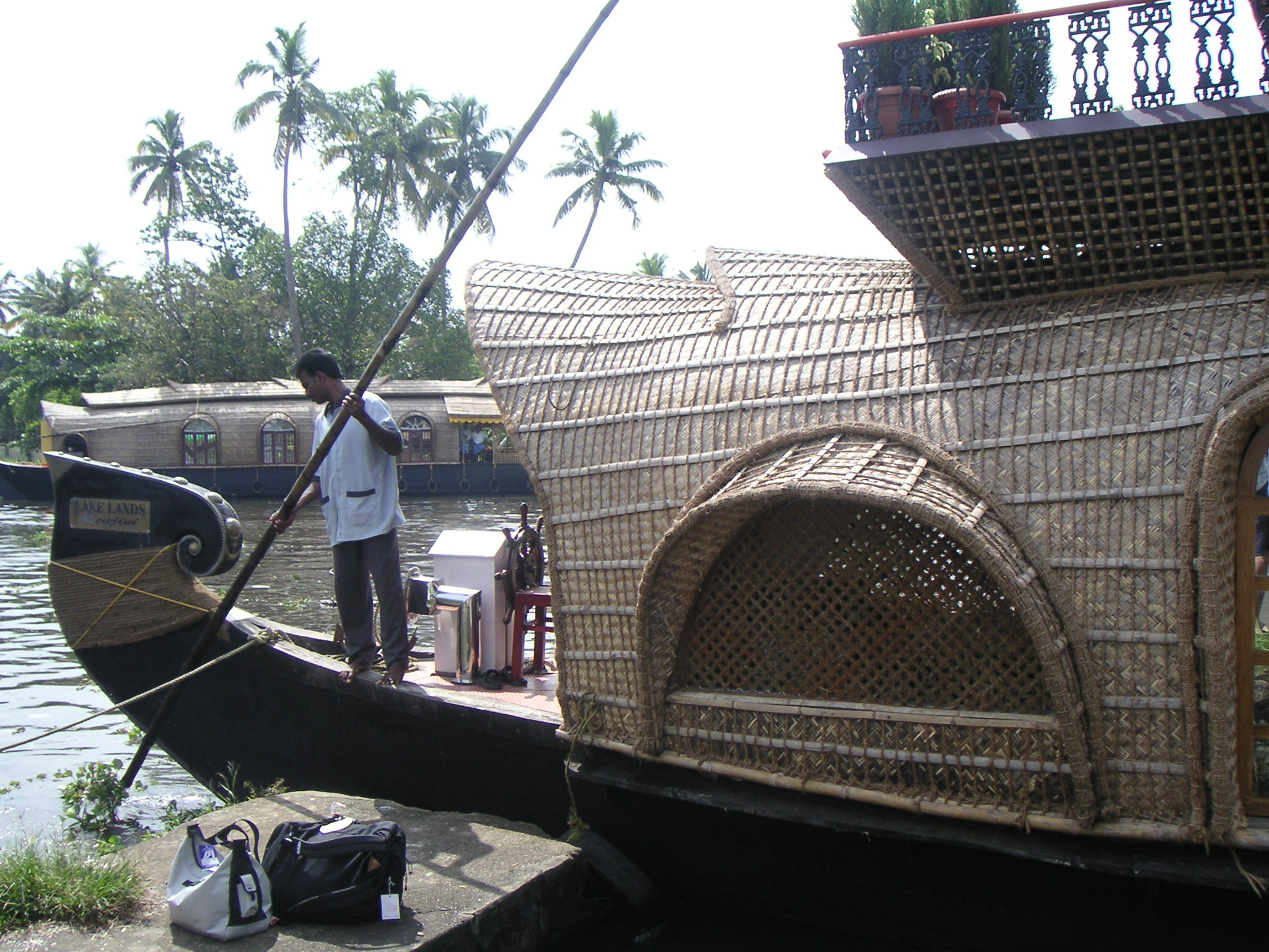 Kerala Kettuvalam (aka houseboat)